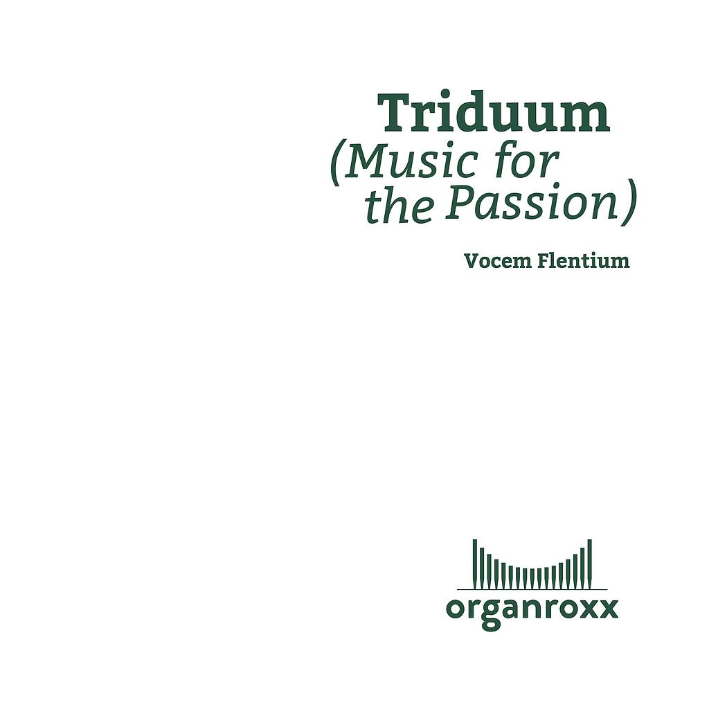 Triduum (Music for the Passion) CD