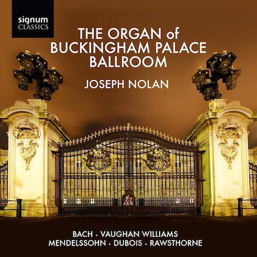 The Organ of Buckingham Palace Ballroom MP3 44.1 KHZ - 2CH
