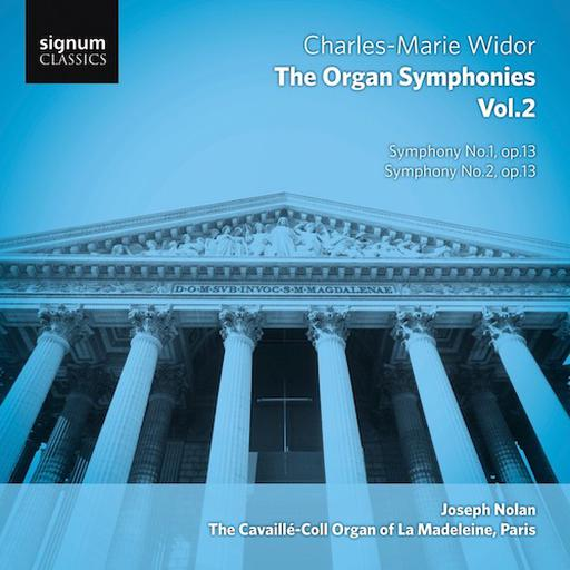 Charles-Marie Widor - The Organ Symphonies Vol. 2 FLAC 44.1 KHZ - 2CH