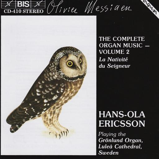 Olivier Messiaen - The complete organ music vol. 2