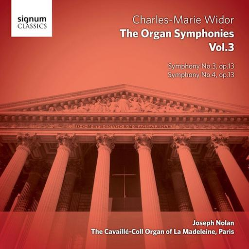 Charles-Marie Widor - The Organ Symphonies Vol. 3 MP3 44.1 KHZ - 2CH