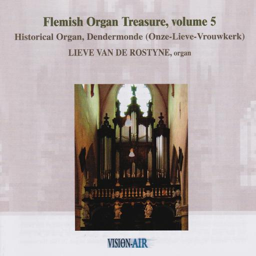 Flemish Organ Treasure vol. 5