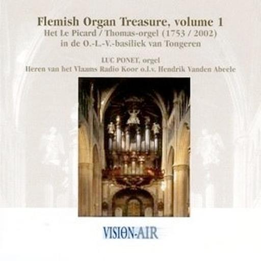 Flemish Organ Treasure vol. 1