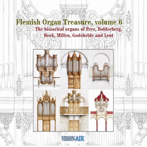 Flemish Organ Treasure vol. 6