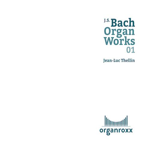 J.S.Bach Organ Works 01
