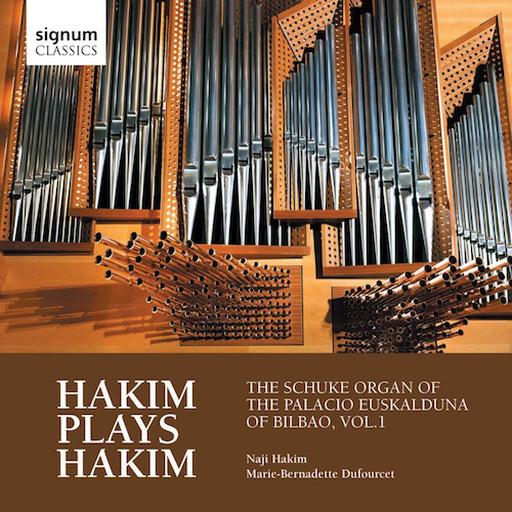 Hakim plays Hakim - The Schuke organ of the palacio Euskalduna of Bilbao vol. 1 FLAC 44.1 KHZ - 2CH