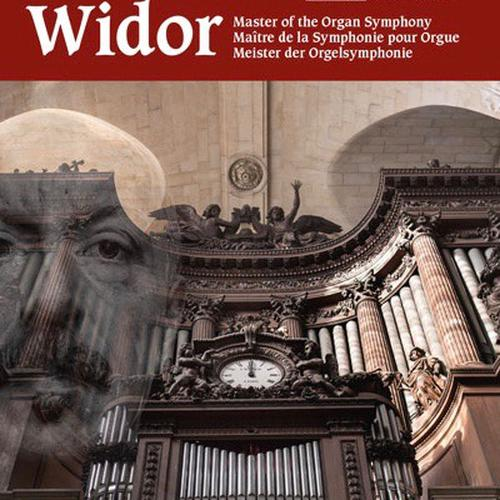 Widor - Master Of The Organ Symphony [2 DVDs & 2 CDs]