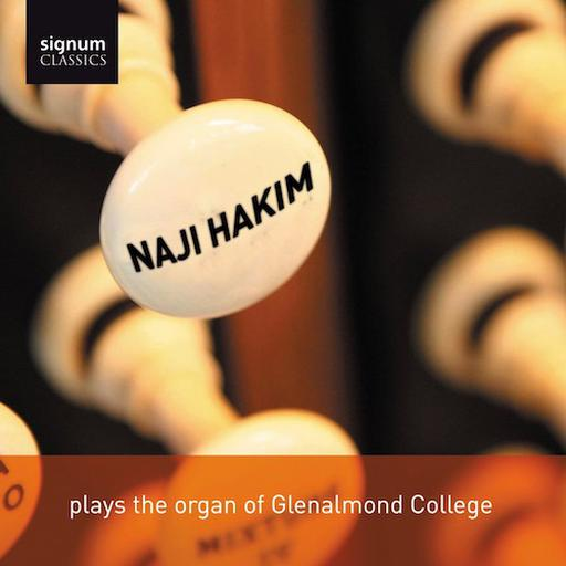 Naji Hakim plays the organ of Glenalmond College MP3 44.1 KHZ - 2CH