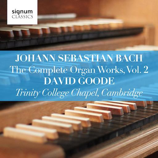 J.S.Bach - The Complete Organ Works vol. 02 FLAC 44.1 KHZ - 2CH