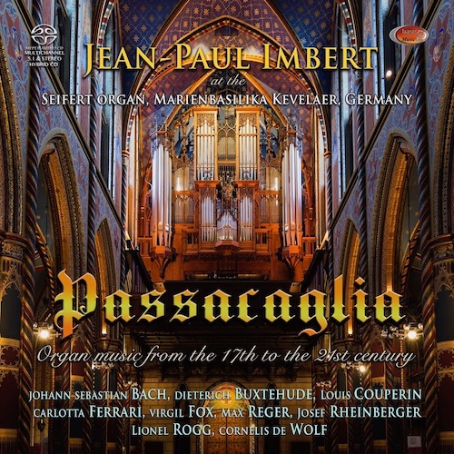 Passacaglia - Organ music from the 17th to the 21st century