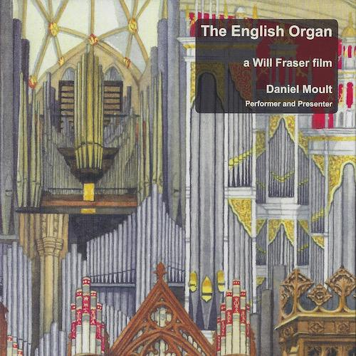 The English Organ (4xDVD 3xCD boxed set)