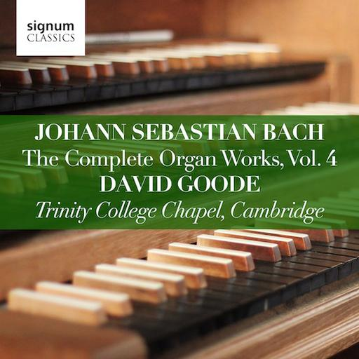 J.S.Bach - The Complete Organ Works vol. 04 FLAC 44.1 KHZ - 2CH