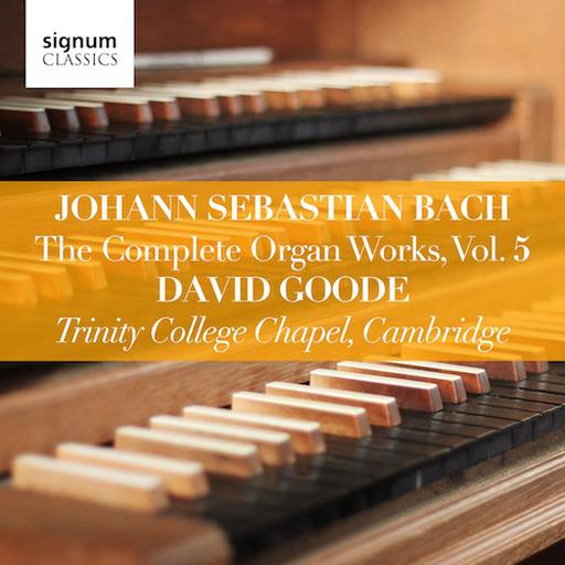 J.S.Bach - The Complete Organ Works vol. 05