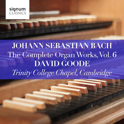 J.S.Bach - The Complete Organ Works vol. 06 FLAC 44.1 KHZ - 2CH