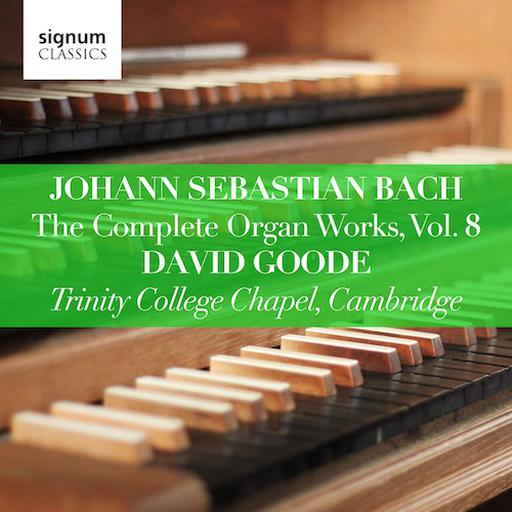 J.S.Bach - The Complete Organ Works vol. 08 FLAC 44.1 KHZ - 2CH