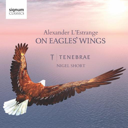 Alexander L'Estrange - On Eagles' Wings FLAC 44.1 KHZ - 2CH