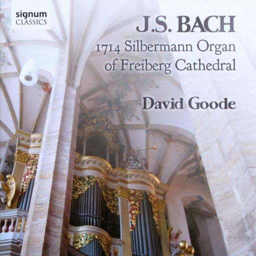 Bach - 1714 Silbermann Organ Of Freiberg Cathedral MP3 44.1 KHZ - 2CH