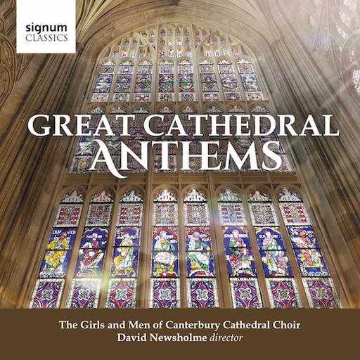 Great Cathedral Anthems MP3 44.1 KHZ - 2CH
