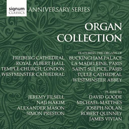 Organ Collection MP3 44.1 KHZ - 2CH