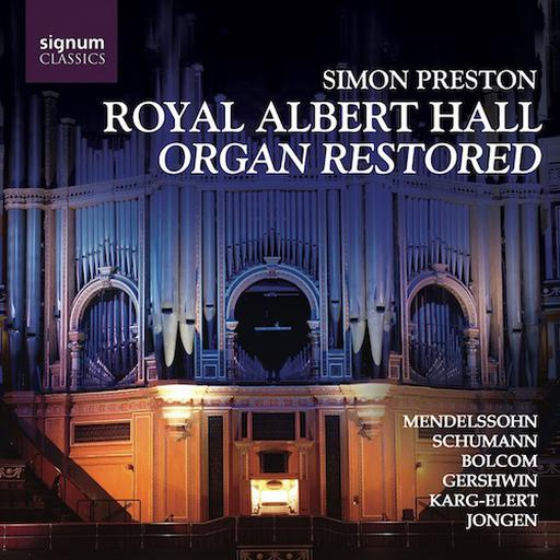 Royal Albert Hall - Organ restored FLAC 96 KHZ - 2CH