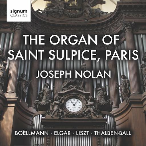 The Organ of Saint Sulpice, Paris MP3 44.1 KHZ - 2CH