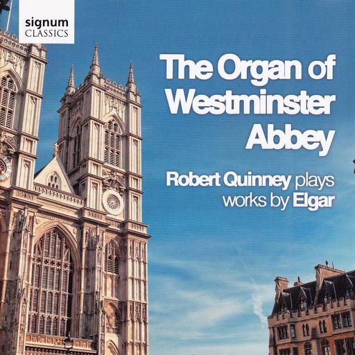 The Organ of Westminster Abbey FLAC 44.1 KHZ - 2CH