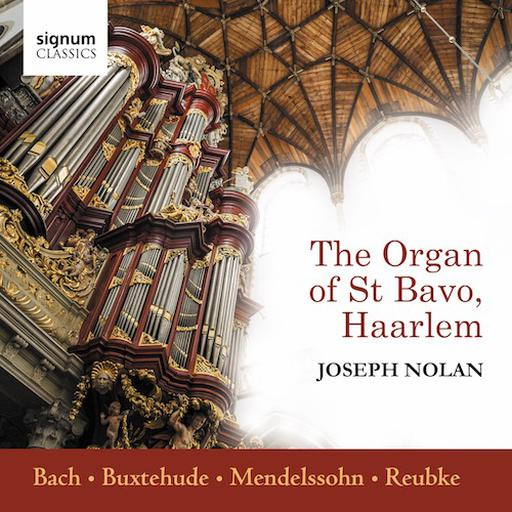 The Organ of St Bavo, Haarlem MP3 44.1 KHZ - 2CH